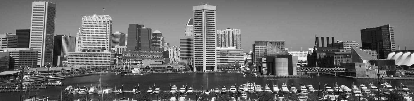Banner image of Baltimore, MD